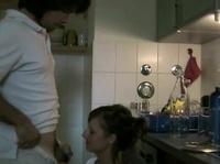 Катя мыла посуду и отвлеклась чтобы трахнуться