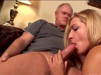 За секс с той грудастой курвой дед отвалил нехилое бабло