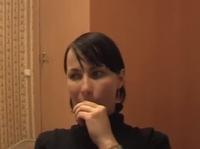 Русская шлюшка снялась в любительской порнухе