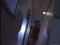 Той ночью к азиатской нимфетке проник в дом насильник