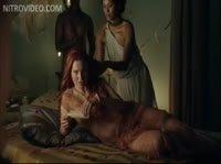 Свою рыжую жену он горячо оттрахал после предварительных ласк