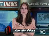 Новости со всего мира те журналистки вещают нагишом